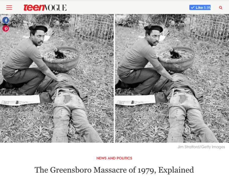 greensboro massacre article for teen vogue by eric ginsburg